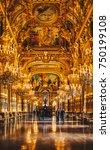 paris  france   nov 30  2013 ...   Shutterstock . vector #750199108