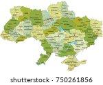 highly detailed editable... | Shutterstock .eps vector #750261856