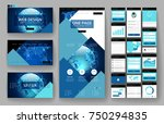website template  one page...