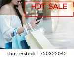 woman shock for a hot sale with