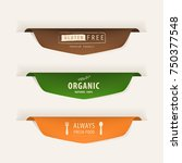 Natural Label And Organic Fres...