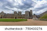 windsor  uk   sep 20  2017 ... | Shutterstock . vector #750433276