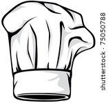 chef hat | Shutterstock .eps vector #75050788