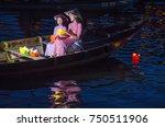 hoi an   vietnam   oct 04  ... | Shutterstock . vector #750511906