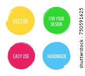 creative vector illustration of ... | Shutterstock .eps vector #750591625