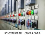 selective focus technical... | Shutterstock . vector #750617656