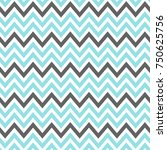 chevrons pattern texture or background retro vintage design | Shutterstock vector #750625756