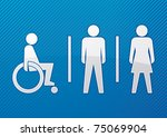 Disabled  Male And Female...