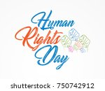 nice and beautiful abstract for ... | Shutterstock .eps vector #750742912
