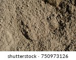 Small And Big Sand  Gravel And...