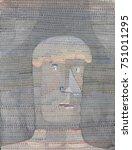 Athletes Head  By Paul Klee ...