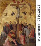 The Crucifixion  By Fra...