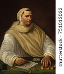 Portrait Of An Olivetan Monk ...