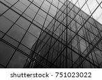 geometry glass window at...