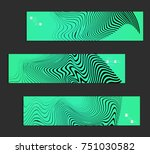 minimal banner templates with... | Shutterstock .eps vector #751030582