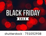 special black friday sale text...   Shutterstock . vector #751052938
