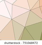 multicolor texture made using... | Shutterstock . vector #751068472