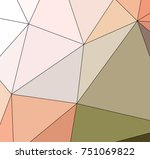 multicolor texture made using... | Shutterstock . vector #751069822