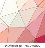 multicolor texture made using... | Shutterstock . vector #751070002