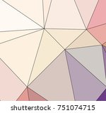 abstract colored texture of... | Shutterstock . vector #751074715