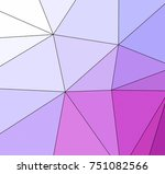 multicolor texture made using... | Shutterstock . vector #751082566