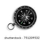 compass | Shutterstock . vector #751209532