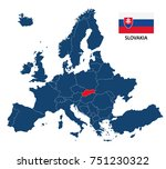 vector illustration of a map of ...   Shutterstock .eps vector #751230322