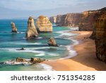The 12 Apostles  Located In...