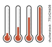 Thermometer Icon. Thermometer...