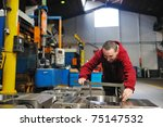 engineering people... | Shutterstock . vector #75147532
