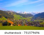 Swiss Log Cabin Home And Woode...