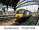 National Express Train Class 43 ...