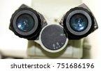 Optical Lens For Eye Microscope