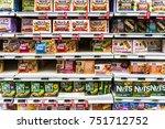 wellington  new zealand   march ... | Shutterstock . vector #751712752