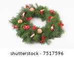 advent wreath | Shutterstock . vector #7517596