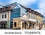 minsk  belarus   may 08  2017 ...   Shutterstock . vector #751880476