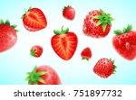strawberry set  detailed...
