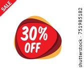 sale discount banner. discount...   Shutterstock .eps vector #751985182