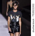 new york  ny   september 06 ... | Shutterstock . vector #752022202