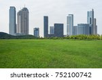 cityscape and skyline of...   Shutterstock . vector #752100742