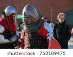 yoshkar ola  russia   november... | Shutterstock . vector #752109475