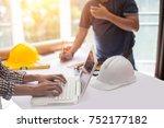 achievement planning design... | Shutterstock . vector #752177182