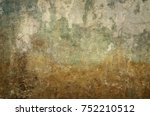 large rust backgrounds  ... | Shutterstock . vector #752210512