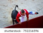 guadalajara  spain   august 23  ... | Shutterstock . vector #752216596