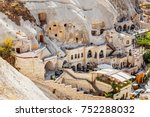 Cappadocia Hotels Carved From...