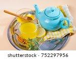 Healing Sea Buckthorn Tea...