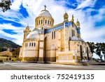 Famous Catholic Church [Notre Dame d