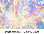 abstract radiant festive merry... | Shutterstock . vector #752422525