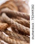Old Rope  Sisal Natural Fibre