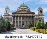 Esztergom Basilica Is An...